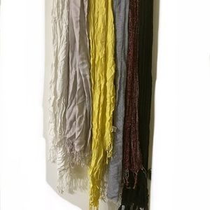 Scarves mixed Lot Of 11 Women's Scarves old navy